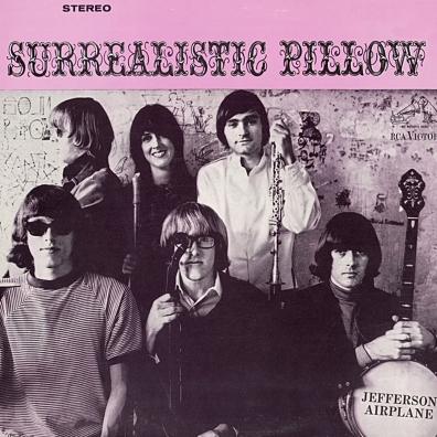 Jefferson Airplane (Джефферсон Аэроплан): Surrealistic Pillow