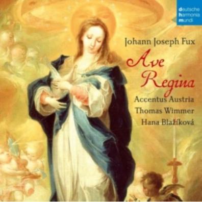 Johann Joseph Fux (Иоганн Йозеф Фукс): Ave Regina