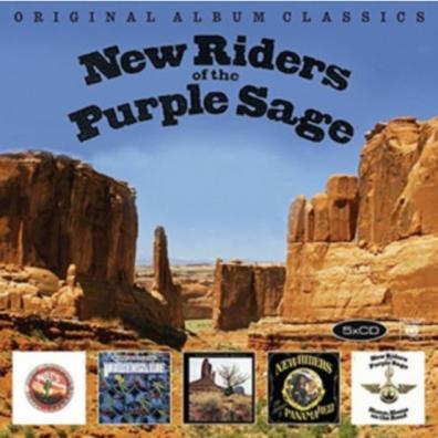 New Riders Of The Purple Sage (Нью Райдерс Оф Зе Пюрпл Сайдж): Original Album Classics