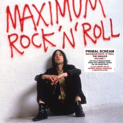 Primal Scream (Примал Скрим): Maximum Rock 'N' Roll: The Singles Vol. 1