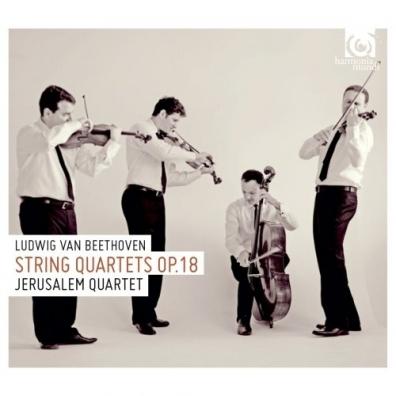 Jerusalem Quartet (Квартет Иерусалим): Beethoven / String Quartets Op.18/Jerusalem Quartet