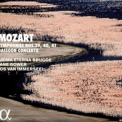 Wolfgang Amadeus Mozart: Mozart: Symphonies 39-41