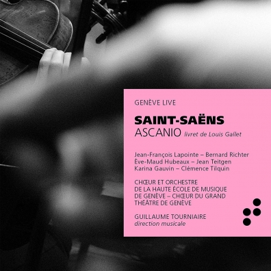 Camille Saint-Saens (Камиль Сен-Санс): Saint-Saens: Ascanio