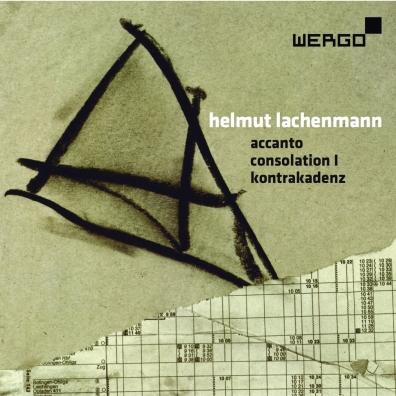 Helmut Lachenmann (Хельмут Лахенман): Lachenmann: Accanto