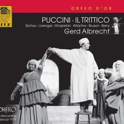 Giacomo Puccini (Джакомо Пуччини): Puccini Il Trittico; Albrecht
