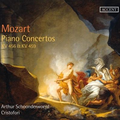 Wolfgang Amadeus Mozart: Piano Concertos Kv 456 & Kv 459