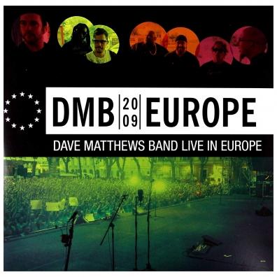 Dave Matthews Band (Дэйв Мэттьюс Бенд): Europe 2009