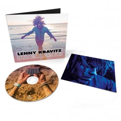 Lenny Kravitz (Ленни Кравиц): Raise Vibration