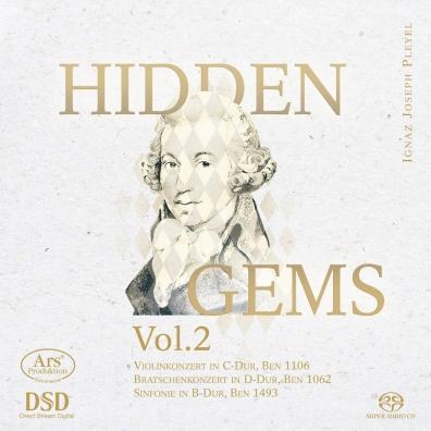 Ignaz Joseph Pleyel (Игнац Плейель): Hidden Gems Vol. 2 - Violinkonzert Ben 1106/Bratschenkonzert  Ben 105/Sinfonie Ben 1493/Camerata Pro Musica