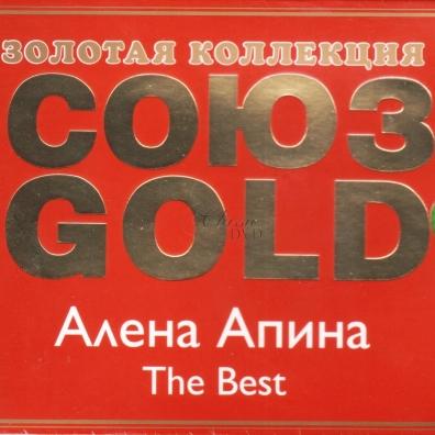 Алена Апина: Союз Gold - The Best