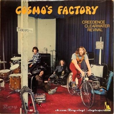 Creedence Clearwater Revival (Крееденце Клеарватер Ревивал): Cosmo's Factory