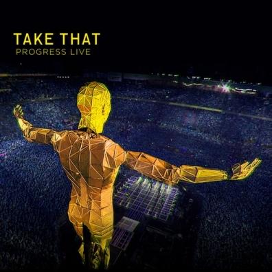 Take That (Таке Тхат): Progress Live