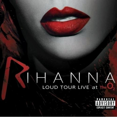 Rihanna (Рианна): LOUD Tour Live At The O2