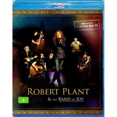Robert Plant (Роберт Плант): Live From The Artist's Den