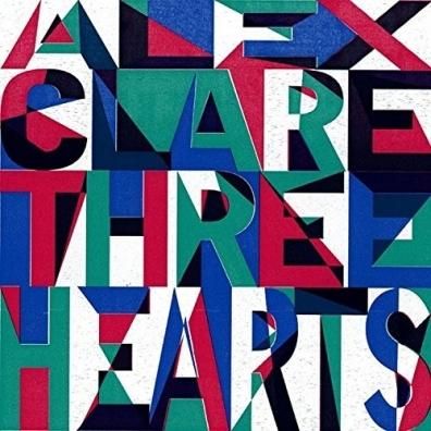 Alex Clare (Алекс Клэр): Three Hearts