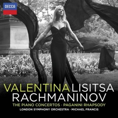 Valentina Lisitsa (Валентина Лисица): Rachmaninov: The Piano Concertos