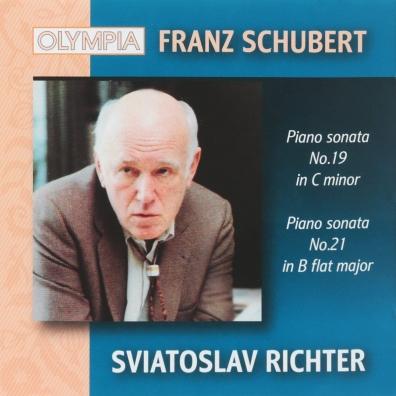 Классика: Richter Schubert Piano Sonatas 19&21