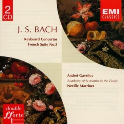 Классика: Gavrilov Marriner Bach Concertos 1057-58