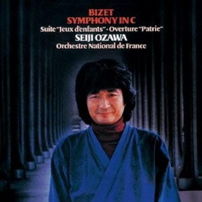 Seiji Ozawa (Сэйдзи Одзава): Bizet: Symphony In C, Patrie & Jeux D'Enfants
