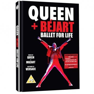 Queen & Maurice Béjart: Ballet For Life
