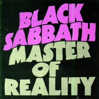Black Sabbath (Блэк Саббат): Master Of Reality