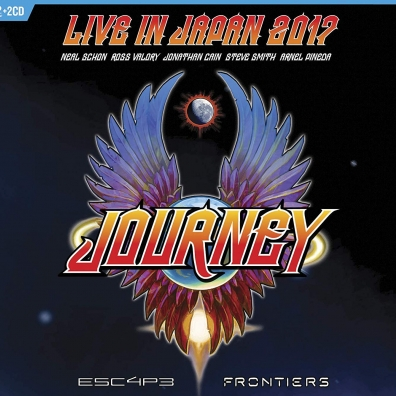 Journey: Escape & Frontiers Live In Japan