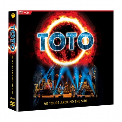 Toto (Тото): 40 Tours Around The Sun