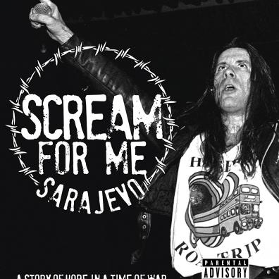 Bruce Dickinson (Брюс Дикинсон): Scream For Me Sarajevo