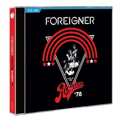 Foreigner (Форейне): Live At The Rainbow '78