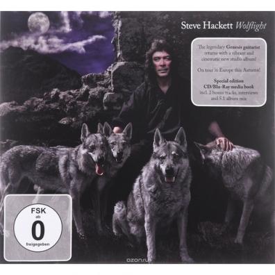 Steve Hackett (Стив Хэкетт): Wolflight