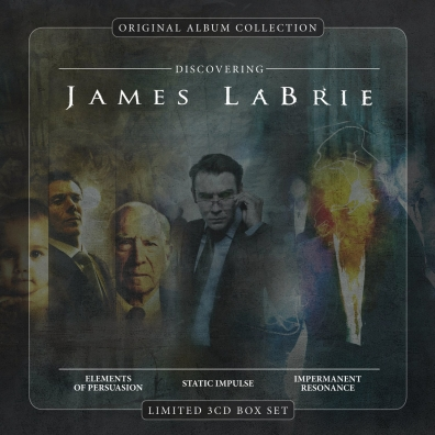 James Labrie: Original Album Collection