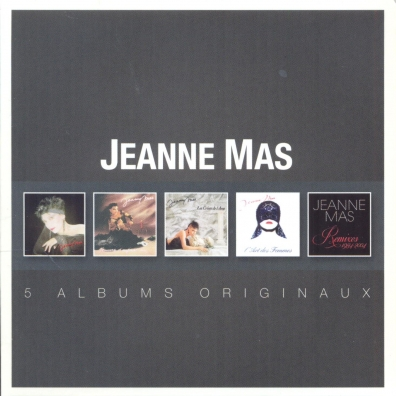 Jeanne Mas: Original Album Series