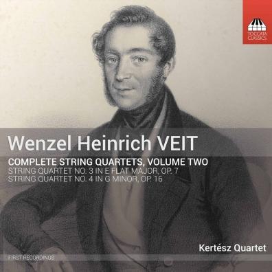 Wenzel Heinrich Veit: Veit: Compl. String Quartets 2