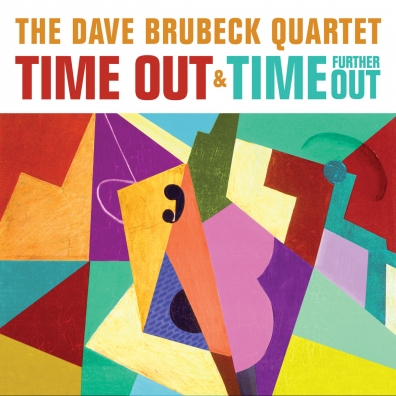 Dave Brubeck (Дэйв Брубек): Time Out / Time Further Out