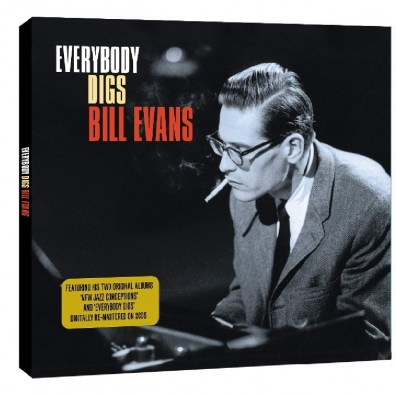 Bill Evans (Билл Эванс): Everybody Digs Bill Evans