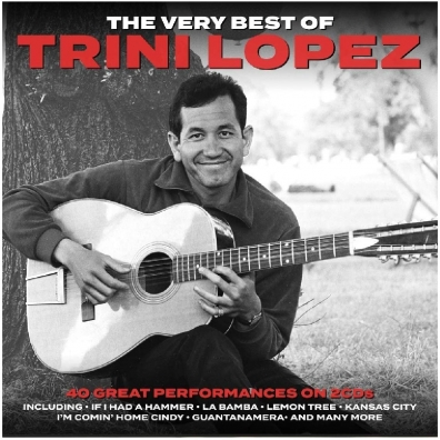 Trini Lopez: The Very Best Of