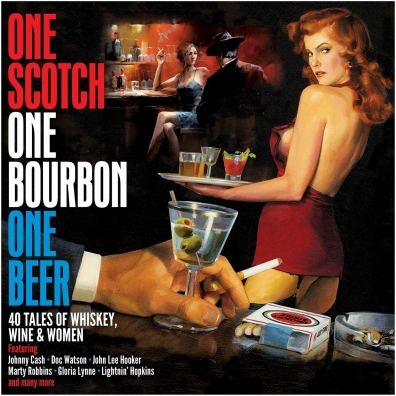 One Scotch, One Bourbon, One Beer