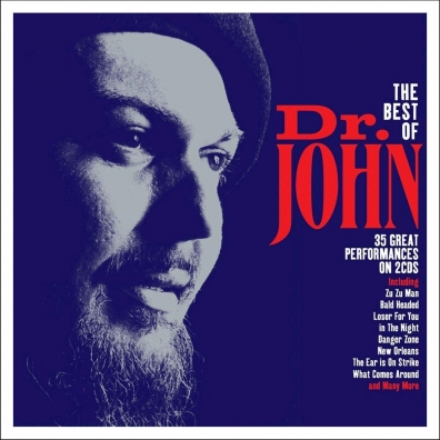 Dr. John (Доктор Джон): The Best Of