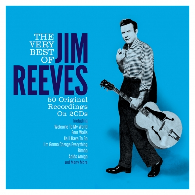 Jim Reeves (Джим Ривз): The Very Best Of