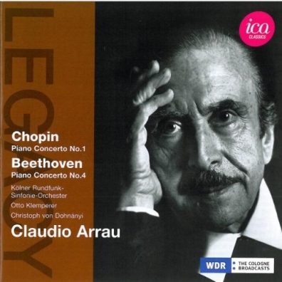 Arrau: Chopin/Beethoven