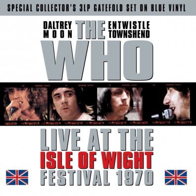 Who: Isle Of Wight Festival 1970