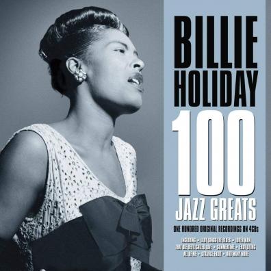 Billie Holiday (Билли Холидей): 100 Jazz Greats
