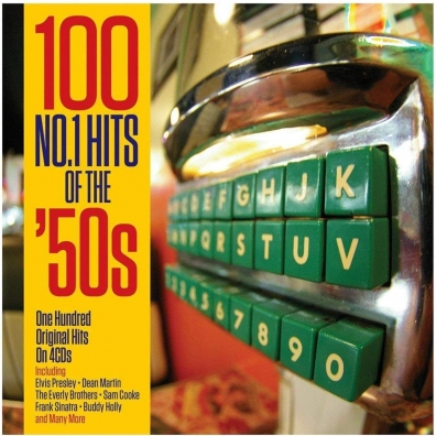 100 No 1 Hits Of The '50S
