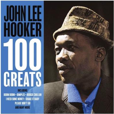 John Lee Hooker (Джон Ли Хукер): 100 Greats