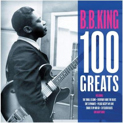 B.B. King (Би Би Кинг): 100 Greats