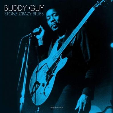 Buddy Guy (Бадди Гай): Stone Crazy Blues