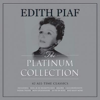 Edith Piaf (Эдит Пиаф): Platinum Collection