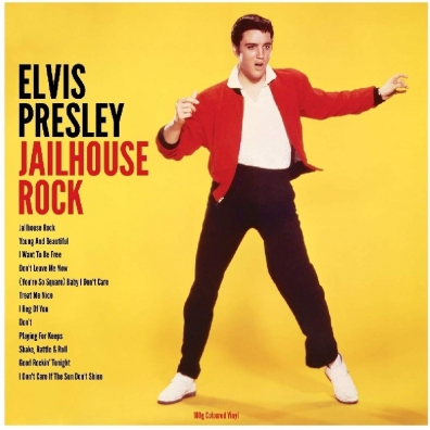Elvis Presley (Элвис Пресли): Jailhouse Rock
