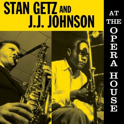 Stan Getz (Стэн Гетц): At The Opera House