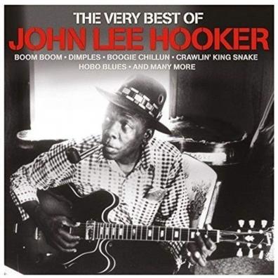 John Lee Hooker (Джон Ли Хукер): The Very Best Of